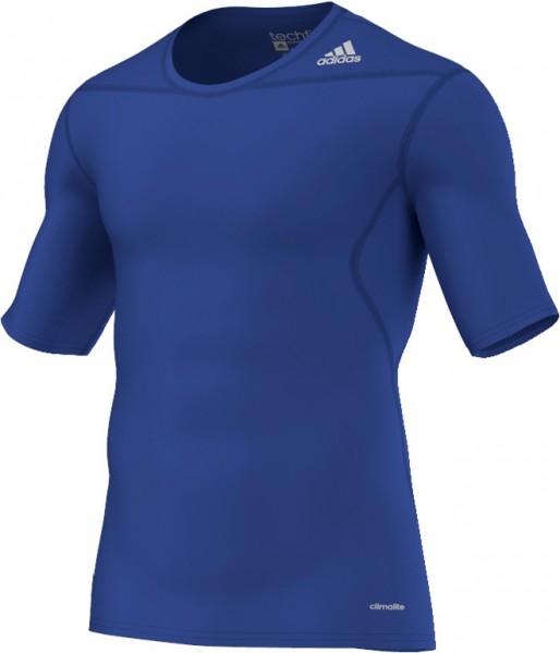 adidas-techfit-base-ss-tee-blau532085445119e