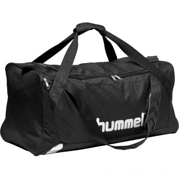 hummel-core-sporttasche-black