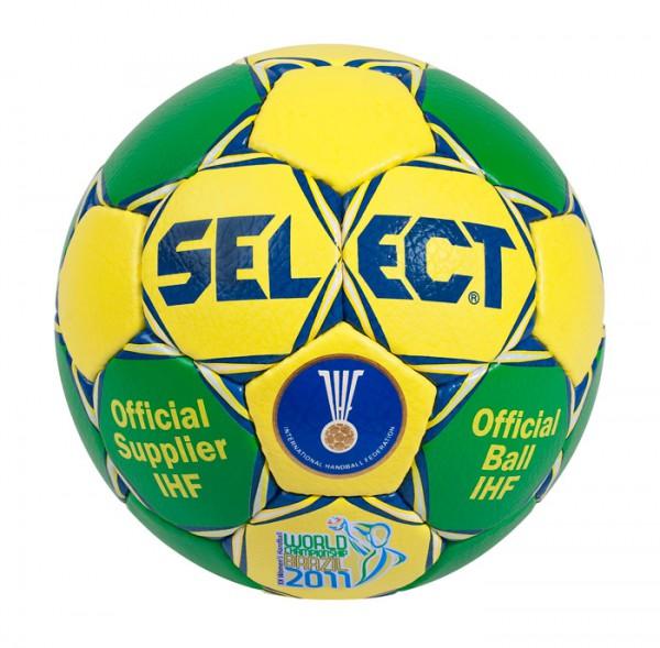 Select BRAZIL Match Handball 2011