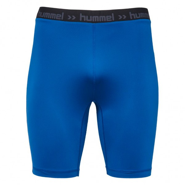 hummel-first-performance-short-true-blue