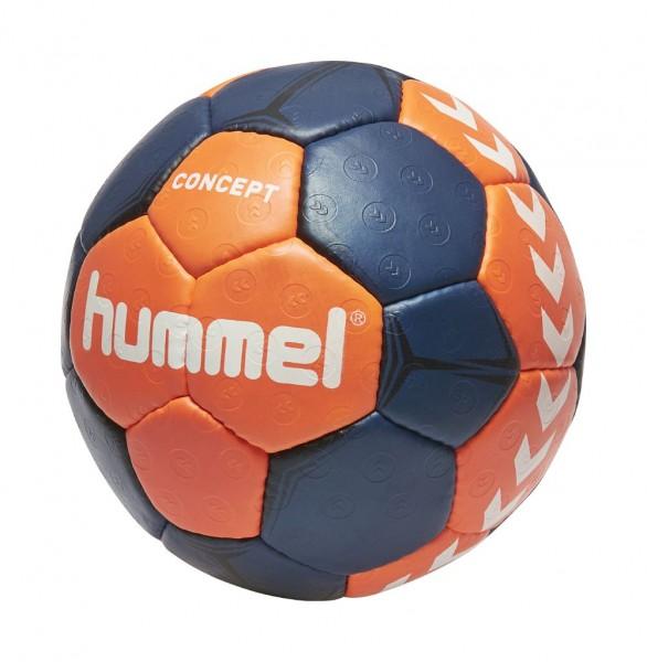 Der neue hummel Concept Handball in ombre blue jetzt kaufen