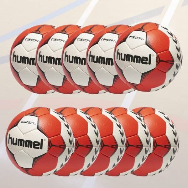 hummel Concept Plus Handball Ballpaket
