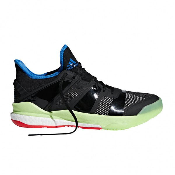 Adidas Stabil X Handballschuhe - core black