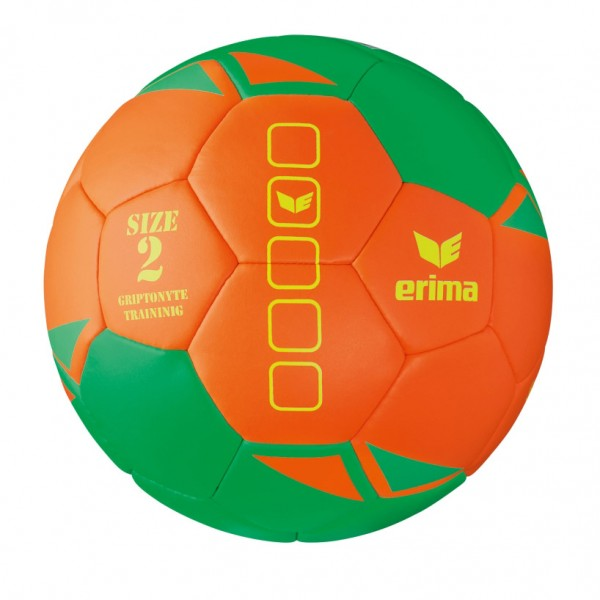 Erima Griptonyte Training Handball in orange/grün kaufen
