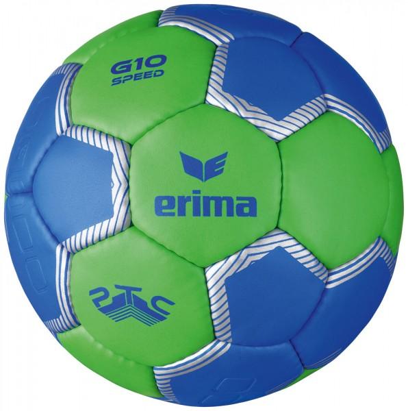 Der neue Erima G10 Speed Handball für dein Training. Gut zu spielen mit Harz.