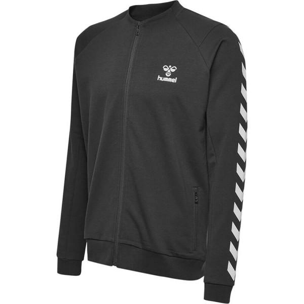 Die neue hummel RAY Zip Jacke in schwarz