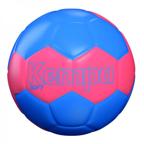 Kempa Leo Soft Ball Kinder – fluo rot