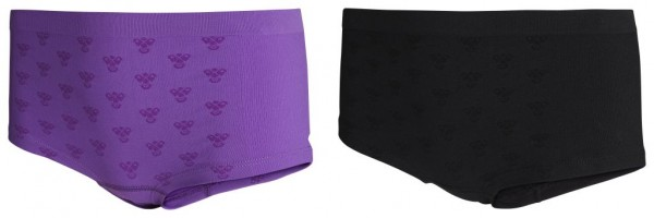 hummel CLOE Hotpants 2Pack dewberry
