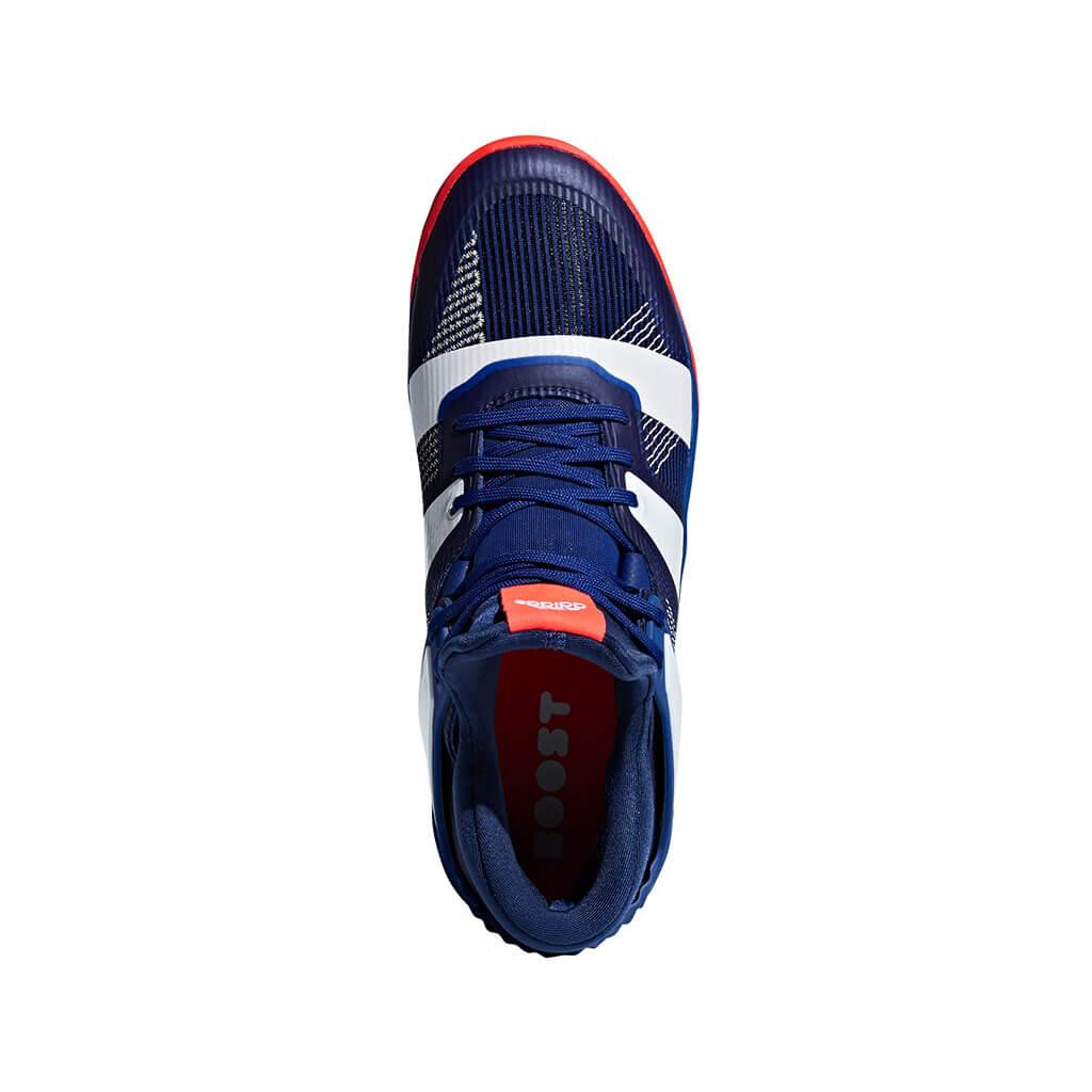 Adidas Stabil X Mid Handballschuhe halbhoch mystery ink