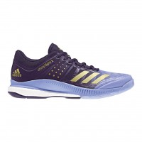 ADIDAS Damen Indoorschuh Crazyflight Bounce 2.0 grau eWaFM