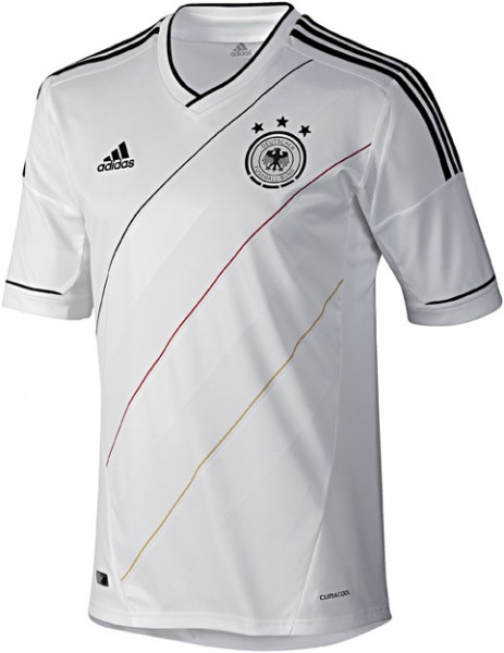 Adidas DFB Trikot Heim 2012 - Kids