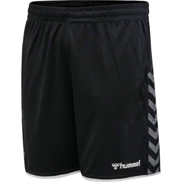hummel-authentic-poly-shorts-black
