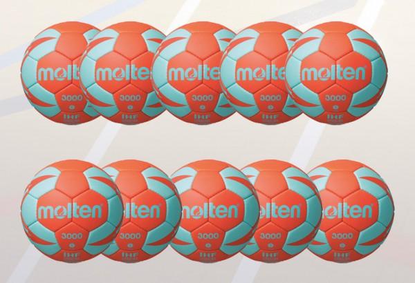 Molten Handball Ballpaket HX3000