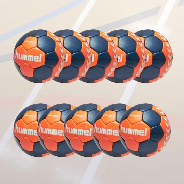 hummel Handball Ballpaket Concept mit Rabatt kaufen