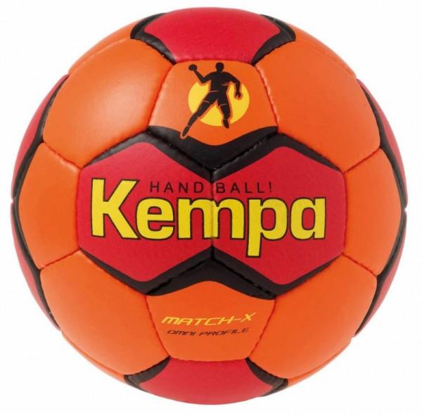 Kempa MATCH X Omni Profil Handball - orange/rot