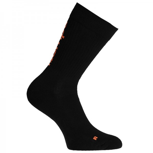 Kempa Laganda Socken - schwarz/orange