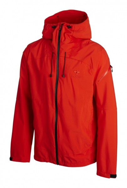 Hummel CLASSIC BEE 2-Layer Jacke - orange com