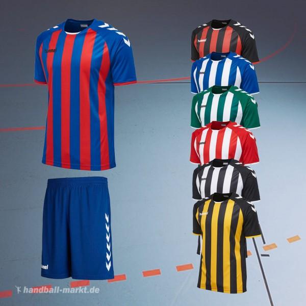 hummel CORE Striped Trikotsatz mit Shorts
