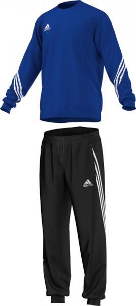 Vereins-Paket - Adidas Sereno 14 Sweat Anzug