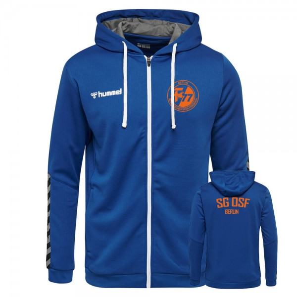 hummel AUTHENTIC Zip Hoodie - SG OSF Edition