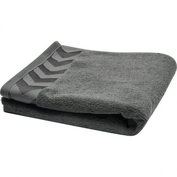 hummel Old School Handtuch klein - 100x50 cm - asphalt