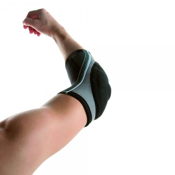 Rehband Ellenbogenschutz Handball Damen - grau