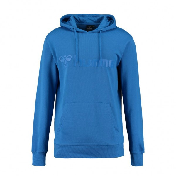 hummel Classic Bee Men Hoodie in daphne blue kaufen
