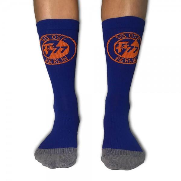 hummel SG OSF Berlin Socken - blau/orange