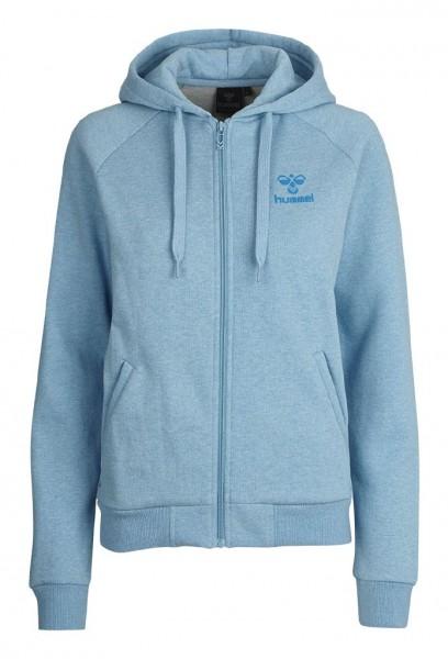 Die neue hummel Classic Bee Womens Zen Zip Jacke in methyl blue kaufen