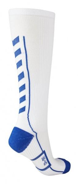 hummel-tech-indoor-socken-lang-white-blue