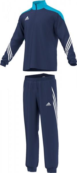 Vereins-Paket - Adidas Sereno 14 Präsentationsanzüge