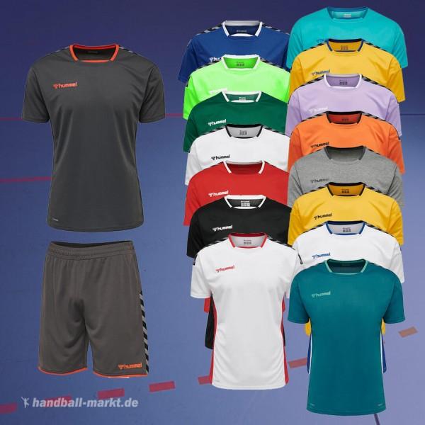 hummel Authentic Handball Trikotsatz