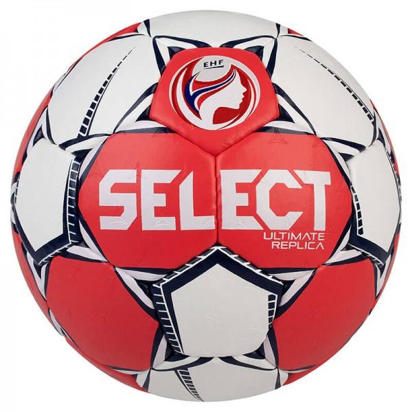 Der Replica Handball des offiziellen Spielballs der Damen Handball EM 2020