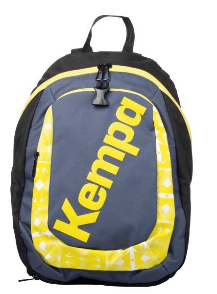 kempa-rucksack-kinder-petrol-gelb