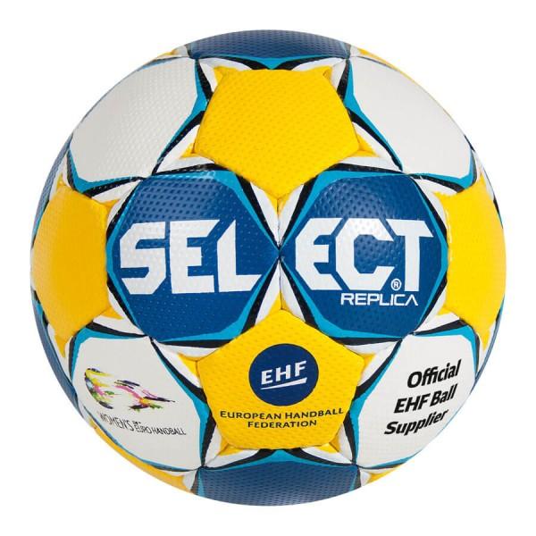 Der neue Replica Handball zum offiziellen Spielball der Handball Damen-EM 2016