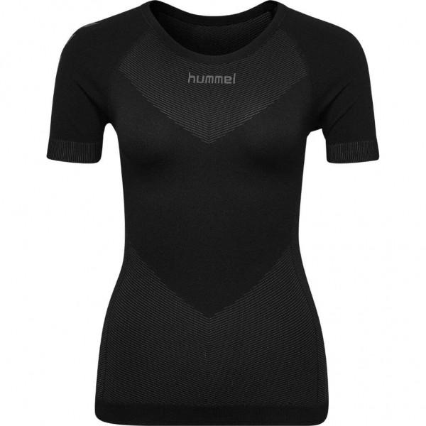 Das neue hummel First Seamless Women Funktionsshirt kurzarm