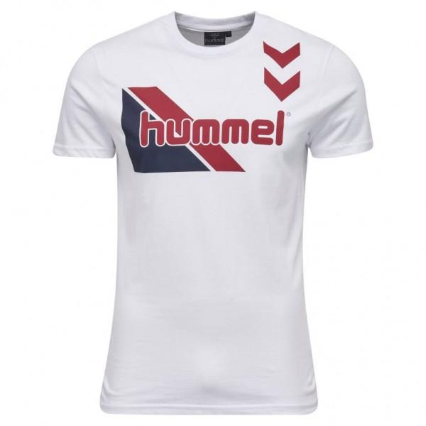 hummel Kosta T-Shirt in weiss