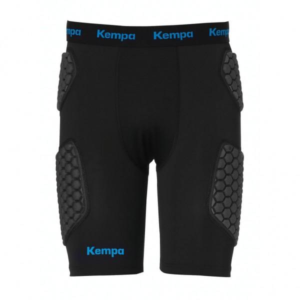Die neue Kempa Protection Shorts in schwarz