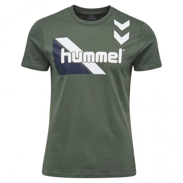 hummel Kosta T-Shirt in thyme