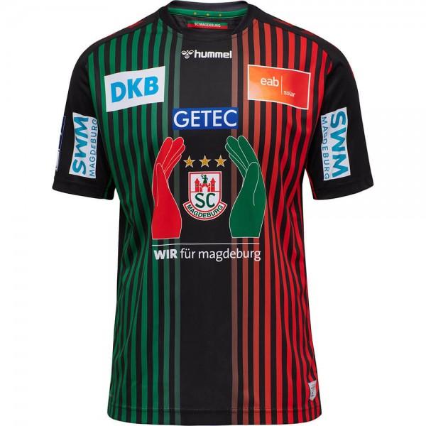 Das neue hummel SC Magdeburg Heimtrikot der Saison 2020/21