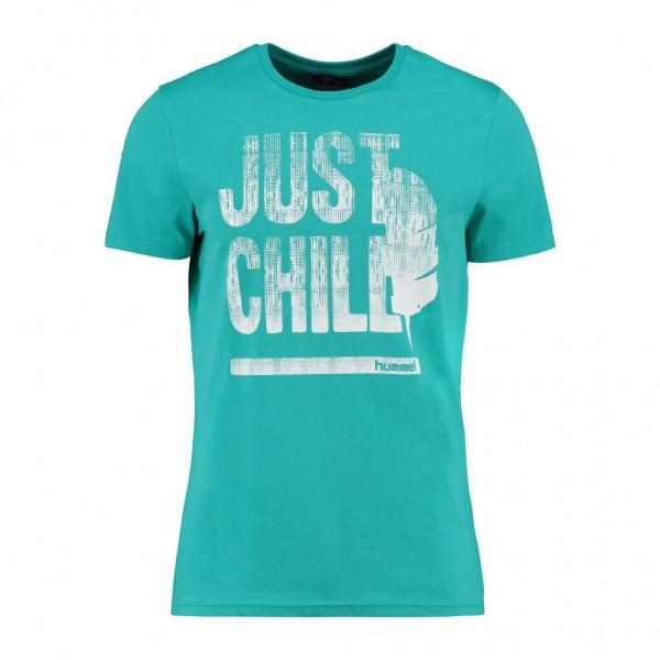 Das neue hummel Will T-Shirt in türkis kaufen