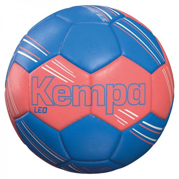 kempa-leo-handball-fluo-rot-kempablau