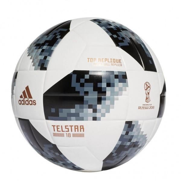 Der neue adidas Telstar 18 Top Replique WM Ball 2018