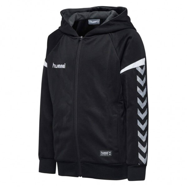 hummel-authentic-charge-zip-hoodie-black