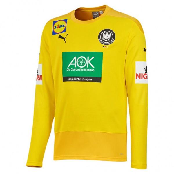 Puma DHB Torwart Trikot in gelb für 2020/21